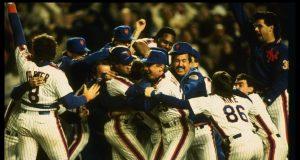 New York Mets 1986 World Series