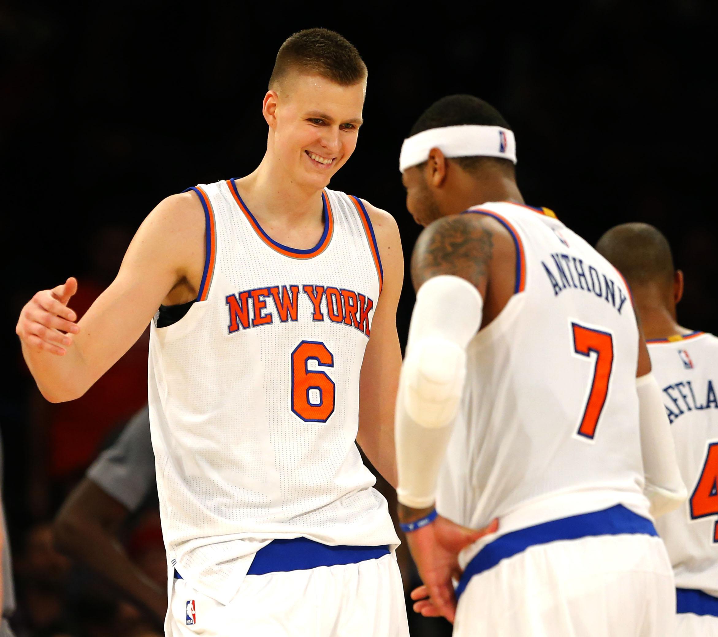 Elite Sports NY's 2016-17 New York Knicks Season Preview