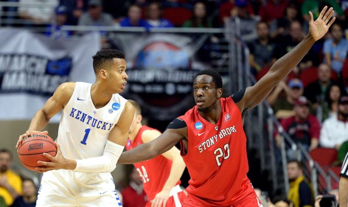 Jameel Warney Poised To Lead Stony Brook To Victory In 2016 NCAA Tournament