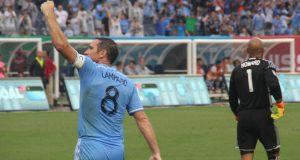 Frank Lampard's Hat Trick Helps NYCFC Bounce Back Strong