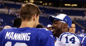 Former New York Giants WR Hakeem Nicks Signs With The New Orleans Saints