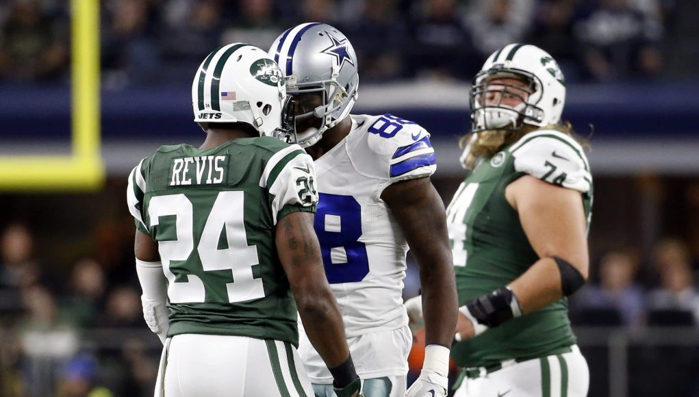 Don't Waste One Minute Worrying About New York Jets' Darrelle Revis