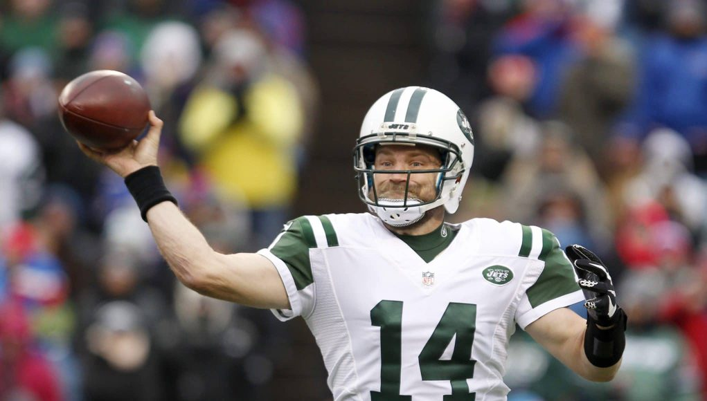 New York Jets, Ryan Fitzpatrick Agree To Terms (Report)
