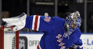 Is The End Near For New York Rangers' Henrik Lundqvist?
