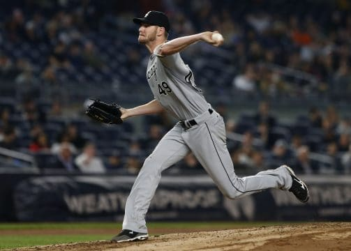 New York Yankees: A Package That Could Bring Chris Sale To The Bronx 3