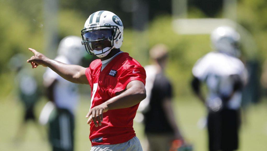 New York Jets QB Geno Smith Isn't Going Anywhere