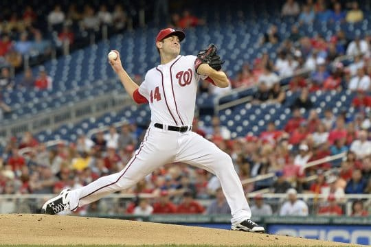New York Yankees: Nats Would Trade Lucas Giolito For Andrew Miller (Report)