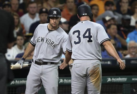 The New York Yankees Have Their Wheels Stuck In Mud