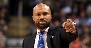 Ex-Knicks Coach Derek Fisher Exploring Comeback As Player