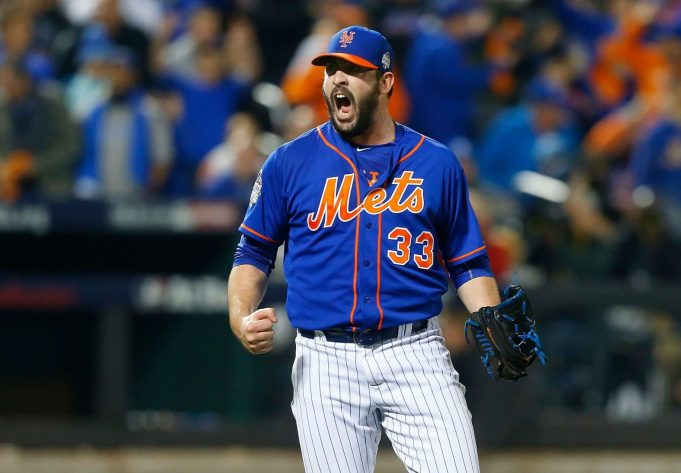 The New York Mets are listening to offers for Matt Harvey (Report)