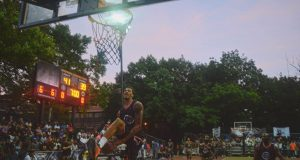 Brooklyn Nets Players Put On A Show At Rucker Park (Video)