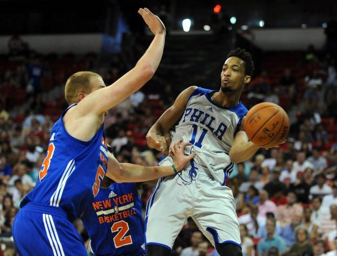 New York Knicks Sign Defensive Stopper J.P. Tokoto