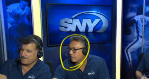 New York Mets: Keith Hernandez Fascinated With New Broadcast Tool (Video)