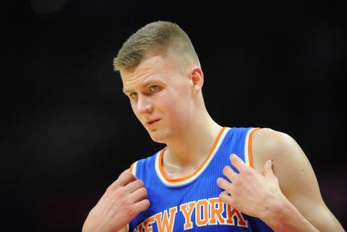 New York Knicks: Kristaps Porzingis On Offseason Changes 1