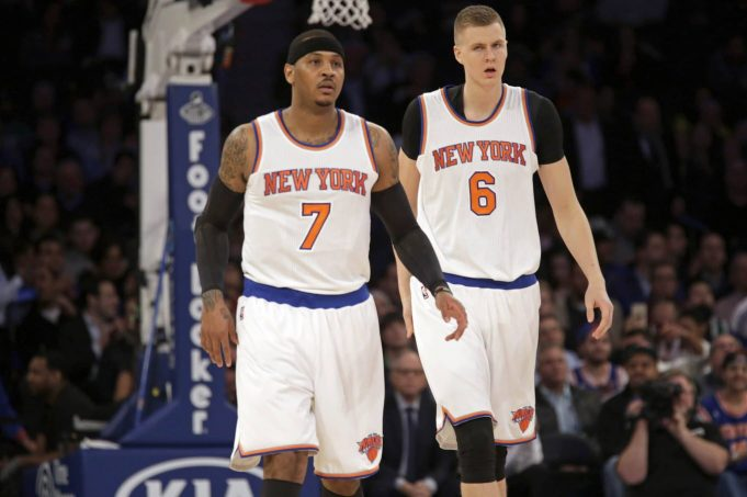 New York Knicks: Five Must-Watch Games Of The 2016-17 Season