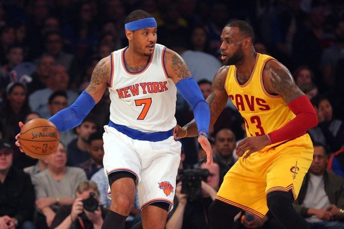 Knicks To Face Cavs On The Road In Season Opener (Report)