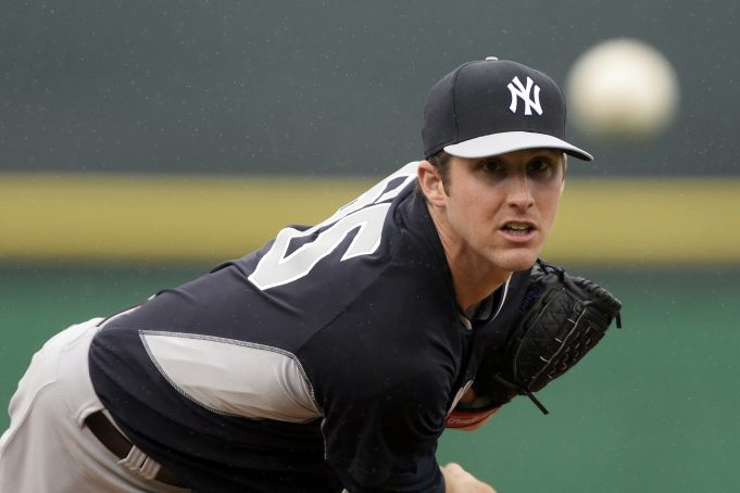 New York Yankees Activate Bryan Mitchell From 60-Day Disabled List