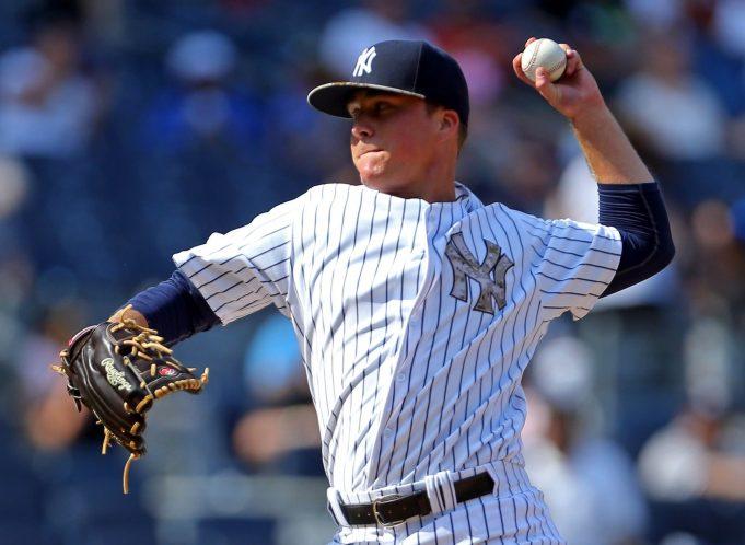 New York Yankees: Jacob Lindgren To Undergo Tommy John Surgery (Report)