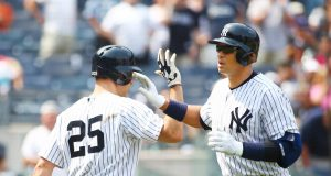 New York Yankees: A Decision Must Be Made On Alex Rodriguez And Mark Teixeira