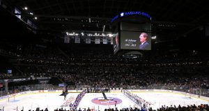 New York Islanders Commemorate Al Arbour's Impact