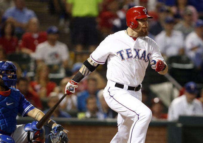 Josh Hamilton Released By The Texas Rangers