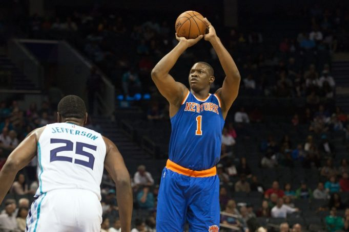 Kevin Seraphin Wants To 'Revive' Himself