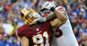 New York Giants: Marshall Newhouse Doesn't Deserve To Start 2