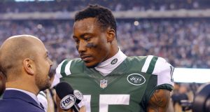 New York Jets: Brandon Marshall Calls Out Mike Francesa For Not Saying Hello (Audio)
