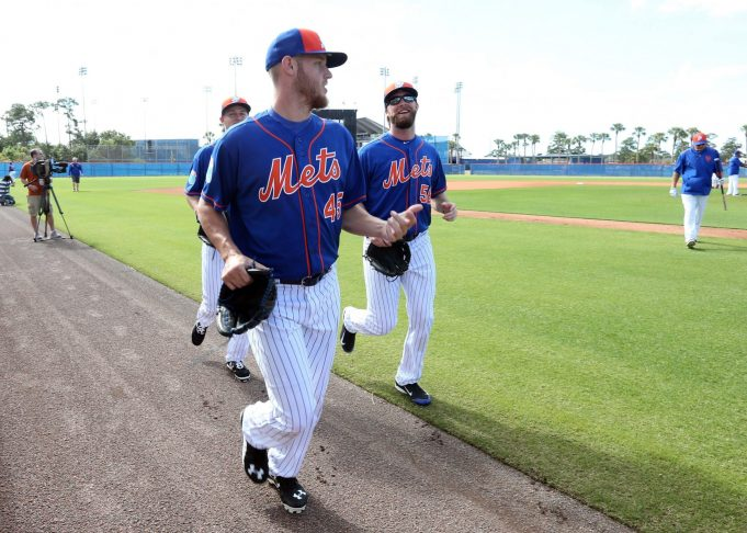 New York Mets' Zack Wheeler To See Dr. James Andrews