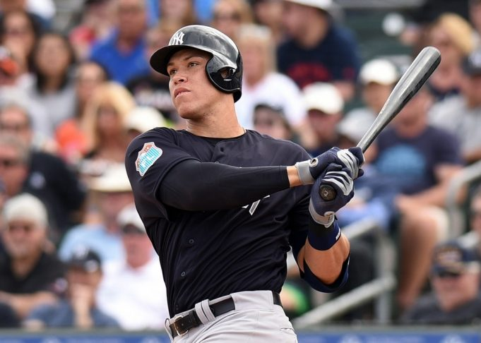 New York Yankees: Aaron Judge Has Clear Path To The Show
