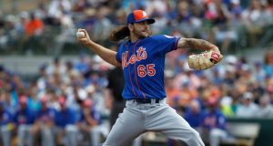 New York Mets Promote RHP Robert Gsellman From Triple-A Las Vegas (Report)