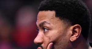 Derrick Rose On No. 25: 'I Think You'll See A More Mature Player'