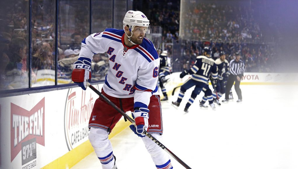 New York Rangers: What The Jimmy Vesey Signing Means For Rick Nash