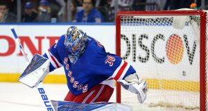 New York Rangers' Henrik Lundqvist Reveals New Goalie Mask (Photo)