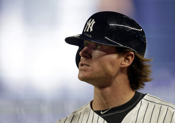 New York Yankees: Ben Gamel Wins 2016 International League MVP