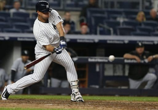 New York Yankees Call Up Gary Sanchez (Report)