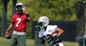 New York Jets' Matt Forte And Breno Giacomini Continue To Miss Practice