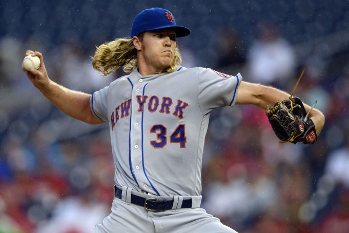 It's Time For The New York Mets To Talk About Innings Limits