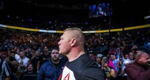 What Does A Temporary Suspension Mean For UFC/WWE Star Brock Lesnar? 2
