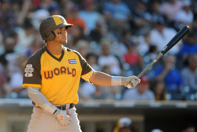 Boston Red Sox Call Up Yoan Moncada From Double-A