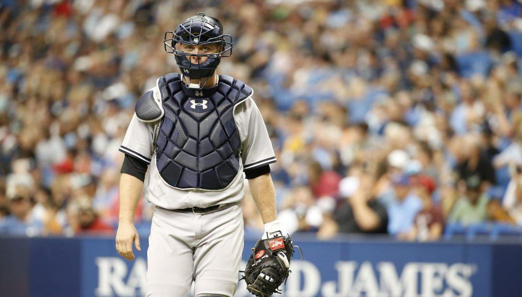 New York Yankees: Brian McCann Perfectly Fits The Rebuild Regime