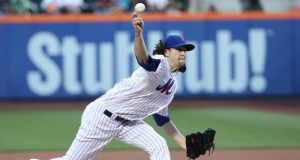 Jacob deGrom Hurls Masterpiece As Mets Even Subway Series (Highlights)