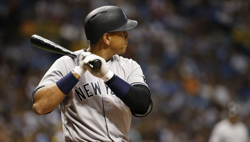 The New York Yankees Should Reserve A Plaque For Alex Rodriguez