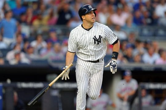New York Yankees: Mark Teixeira's Case For The Hall Of Fame
