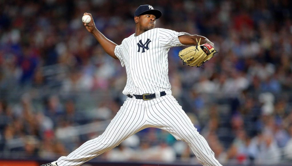 Luis Severino Grants The New York Yankees A Sigh Of Relief