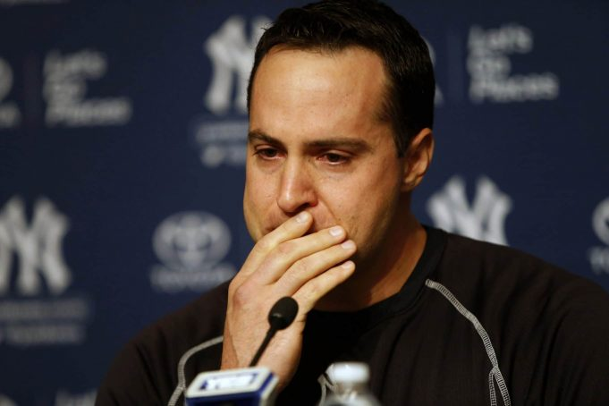 Mark Teixeira Aids Dissolution Of 2009 New York Yankees