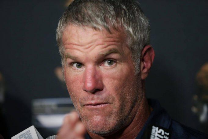 Brett Favre's Lone New York Jets Season Is Only A Bad Memory