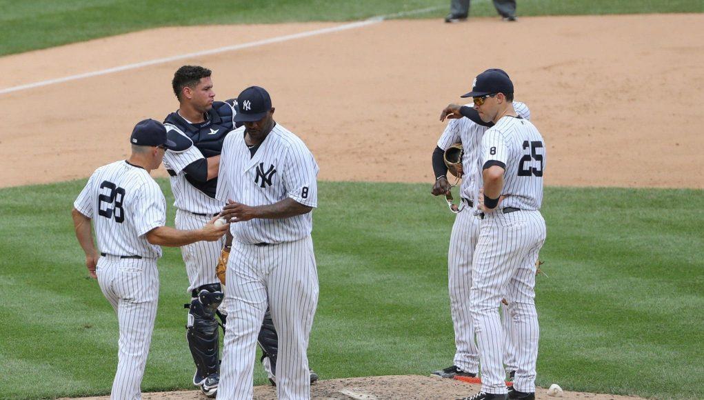 The New York Yankees Are Stuck With CC Sabathia