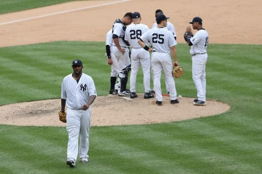 CC Sabathia's Outing Reminds The New York Yankees That The Rebuild Shouldn't Stop