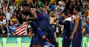 Team USA Romps China In First Test At Rio Olympics